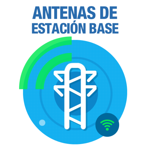 Antenas de Estación Base