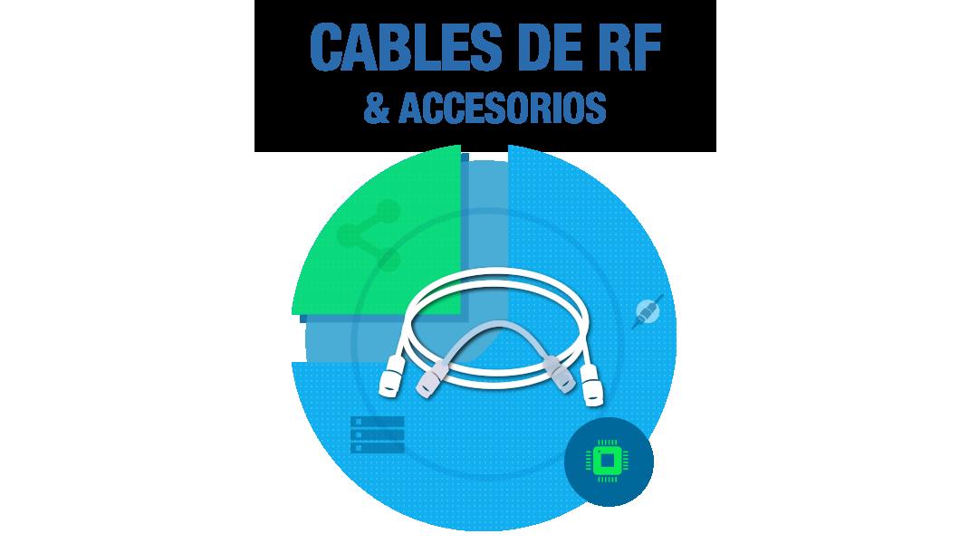 Cables y Accesorios de RF
