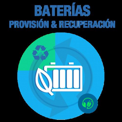 Regeneración de Bancos de Baterías