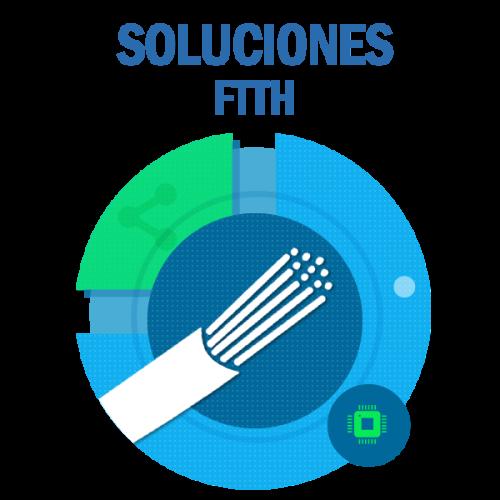 Soluciones FTTH