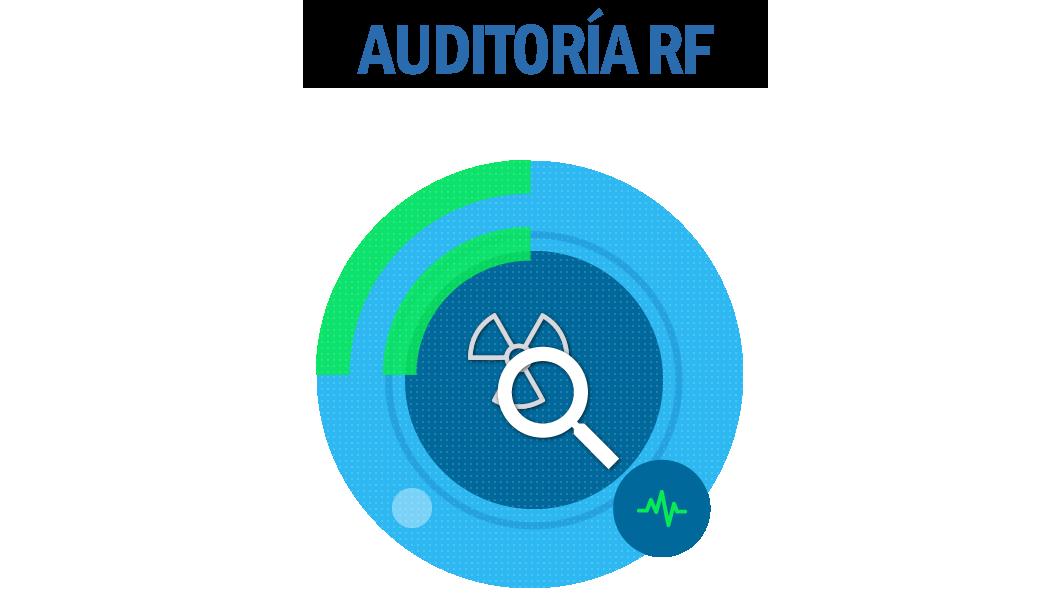 Auditoría RF: Medición de PIM & Limpieza de Espectro