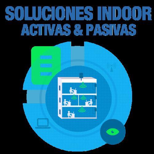 Soluciones Indoor Activas (DAS)