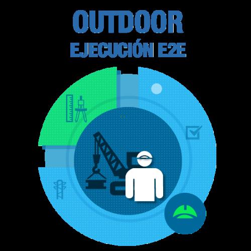 Ejecución de Proyectos Outdoor