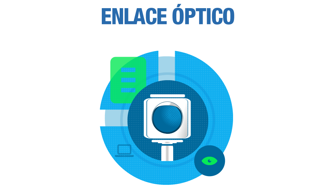 Enlace Óptico FSO