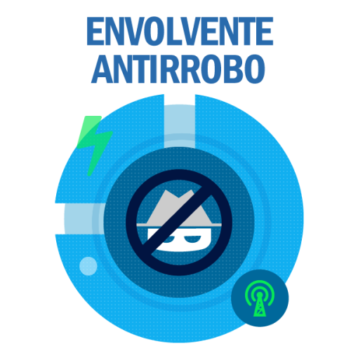 Envolvente Subterráneo Antirrobo para Baterías
