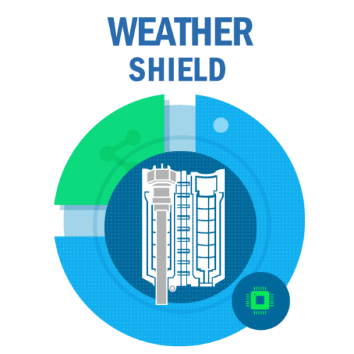 WEATHER SHIELD