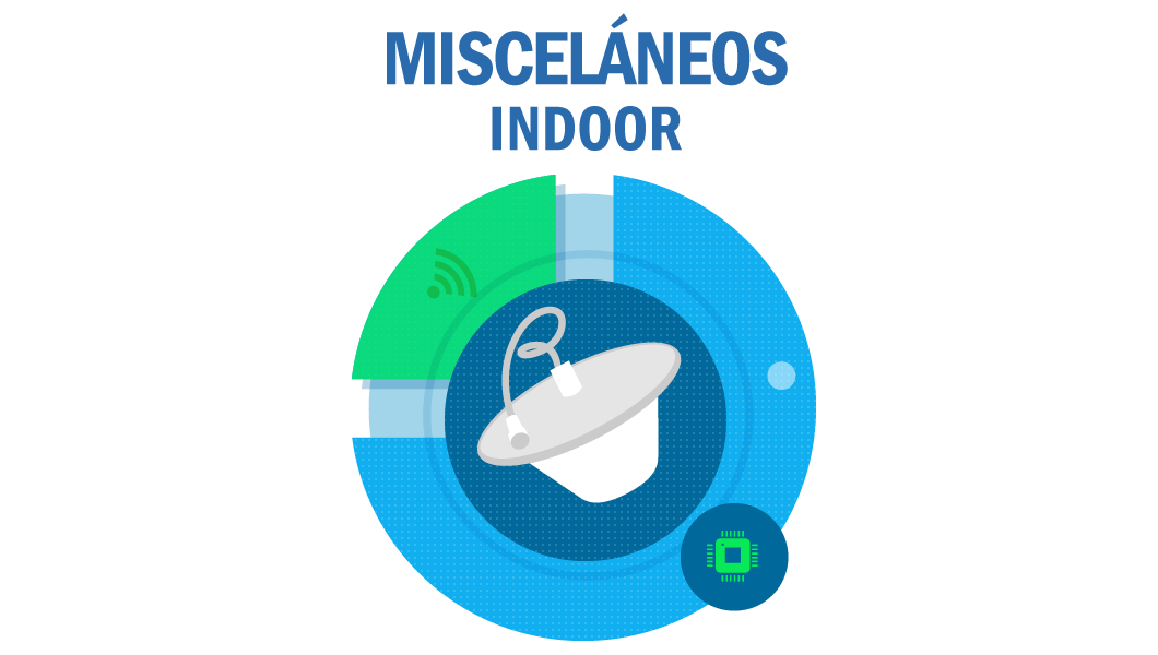 Misceláneos Indoor