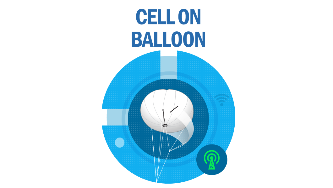 Cell on Balloon