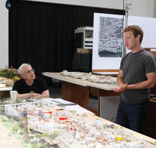 """Mark Zuckerberg prepara la """"Ciudad Facebook"""""""