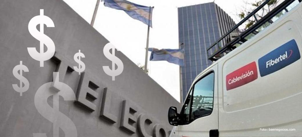 Las ganancias conjuntas de Telecom y Cablevisión superaron los $13.600 millones el año pasado