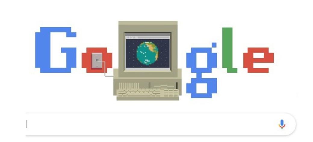 World Wide Web: Google celebra el 30 aniversario de la red informática mundial